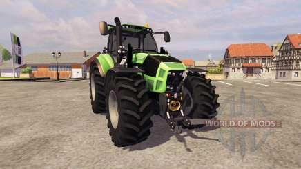 Deutz-Fahr Agrotron 7250 v2.1 para Farming Simulator 2013