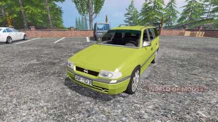 Opel Astra F Caravan [cool motion] para Farming Simulator 2015