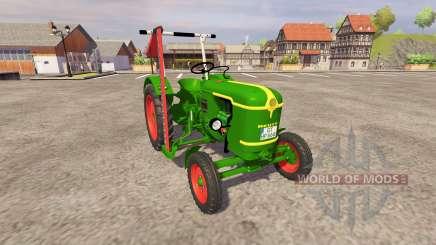 Deutz-Fahr D25 v2.0 para Farming Simulator 2013