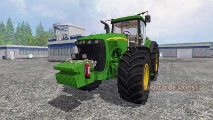 John Deere 8520 [full] para Farming Simulator 2015