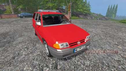 Opel Astra F Caravan v2.0 para Farming Simulator 2015