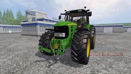 John Deere 7530 Premium para Farming Simulator 2015