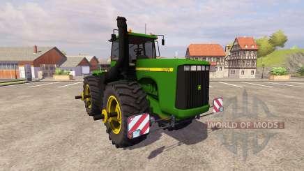 John Deere 9400 para Farming Simulator 2013