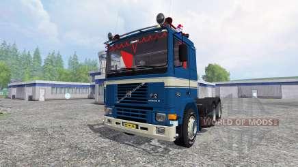 Volvo F12 para Farming Simulator 2015