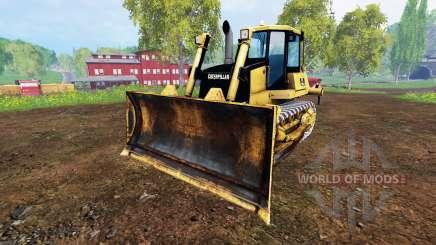 Caterpillar D6 para Farming Simulator 2015