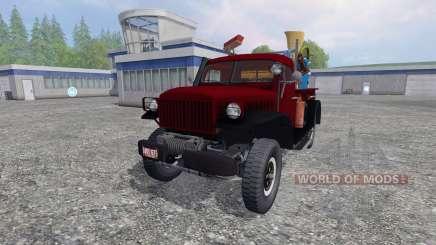 Dodge Power Wagon WM-300 [service] para Farming Simulator 2015