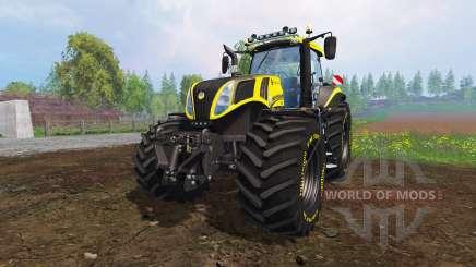 New Holland T8.420 v1.1 para Farming Simulator 2015