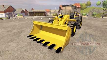 Caterpillar 966H v3.0 para Farming Simulator 2013