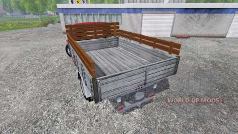 Ford Model AA [pack] para Farming Simulator 2015