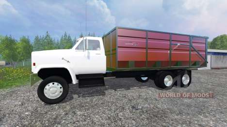 GMC Dump Truck para Farming Simulator 2015