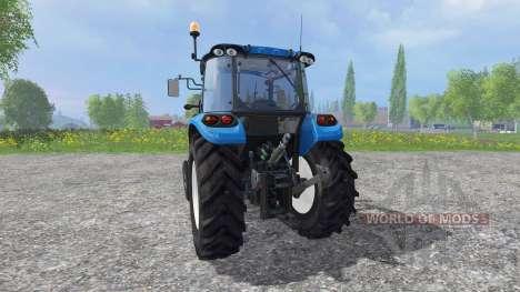 New Holland T4.75 2WD para Farming Simulator 2015