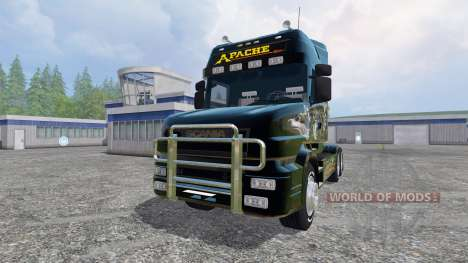 Scania T164 [Apache Demolition] para Farming Simulator 2015