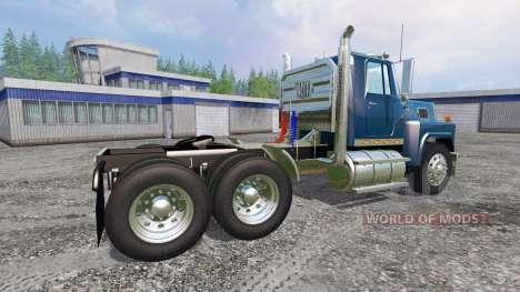 Ford L9000 para Farming Simulator 2015