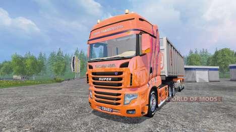 Scania R700 [Cedric Transports] para Farming Simulator 2015