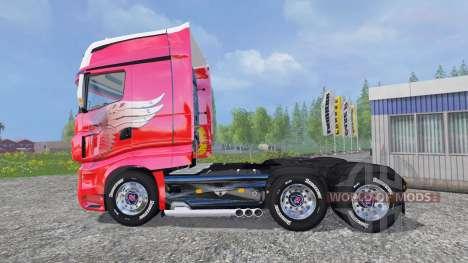 Scania R700 para Farming Simulator 2015