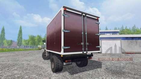 GAZ-3307 para Farming Simulator 2015
