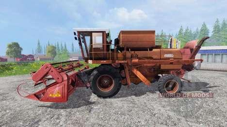 No-1500 para Farming Simulator 2015