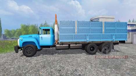 ZIL-133 GYA para Farming Simulator 2015