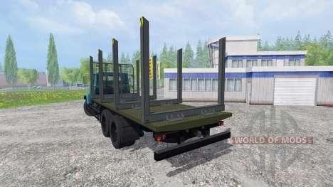 Kraz-6233 para Farming Simulator 2015