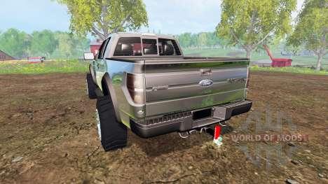 Ford F-150 Raptor para Farming Simulator 2015