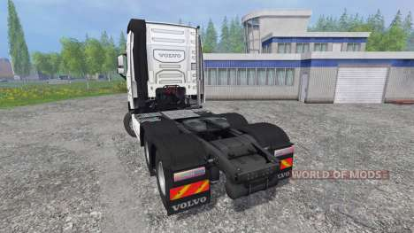Volvo FH16 2012 v1.2 para Farming Simulator 2015