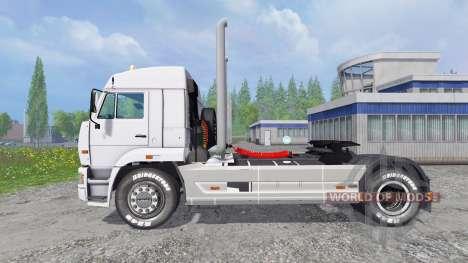 KamAZ-5460 [tuning] para Farming Simulator 2015