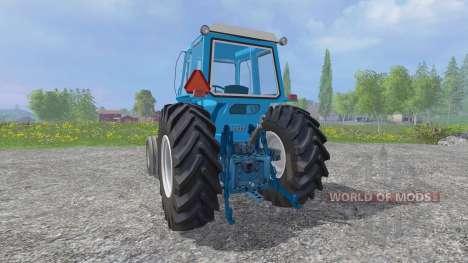 Ford TW 10 para Farming Simulator 2015
