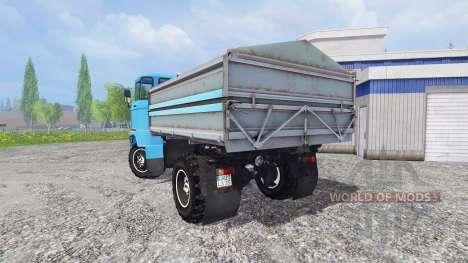 IFA W50L [grain structure] para Farming Simulator 2015