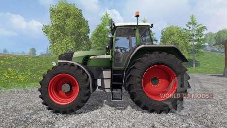 Fendt 930 Vario TMS v1.0 para Farming Simulator 2015