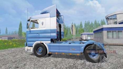 Scania 143M para Farming Simulator 2015