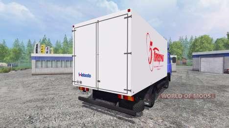 MAZ-4370 [van] para Farming Simulator 2015