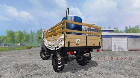 UAZ-3303 para Farming Simulator 2015