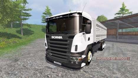 Scania R440 para Farming Simulator 2015