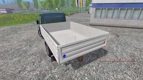 GAS-A21R22 para Farming Simulator 2015