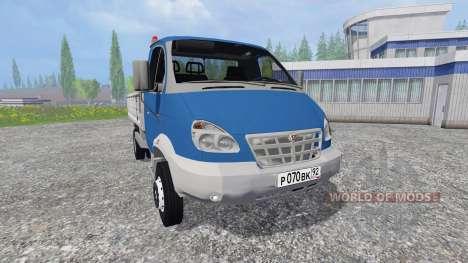 GAZ-3310 Valday para Farming Simulator 2015