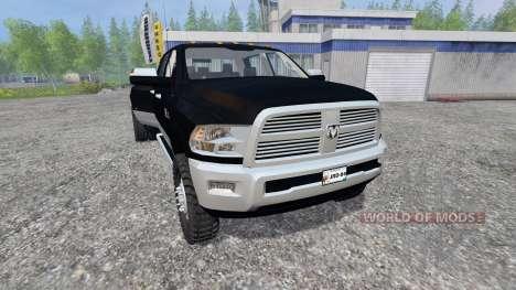 Dodge Ram 3500 v1.0 para Farming Simulator 2015