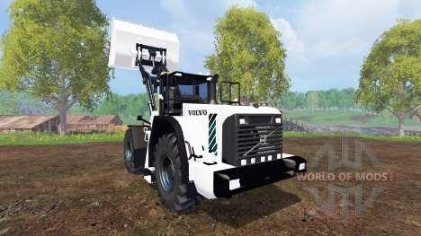 Volvo 180F para Farming Simulator 2015
