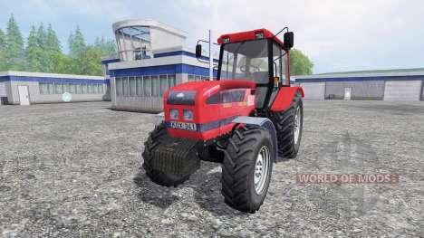 Bielorrusia-1025.3 para Farming Simulator 2015