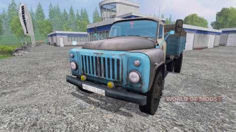 GAZ-53 v2.0 para Farming Simulator 2015