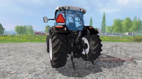 Steyr Multi 4115 [black] para Farming Simulator 2015