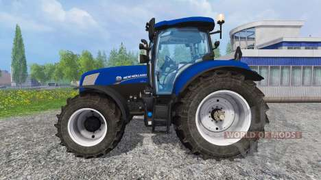 New Holland T7.170 [Blue Power] para Farming Simulator 2015