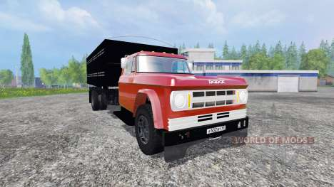 Dodge D700 [truck][final] para Farming Simulator 2015