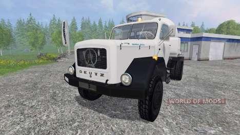 Magirus-Deutz 200D26 1964 [special] para Farming Simulator 2015