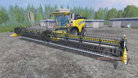 New Holland CR10.90 v2.0 para Farming Simulator 2015