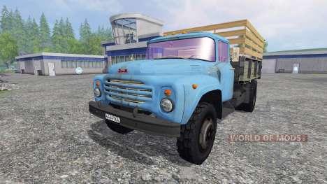 ZIL-130 [el silo] para Farming Simulator 2015