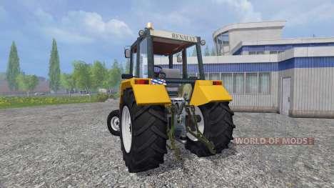 Renault 95.12 para Farming Simulator 2015