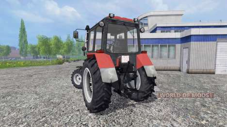 MTZ-82.1 Bielorruso v1.0 para Farming Simulator 2015