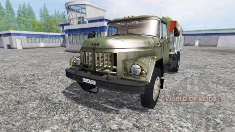 ZIL-131 [diesel] v2.0 para Farming Simulator 2015