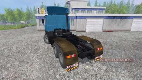 MAZ-642208 v2.0 para Farming Simulator 2015