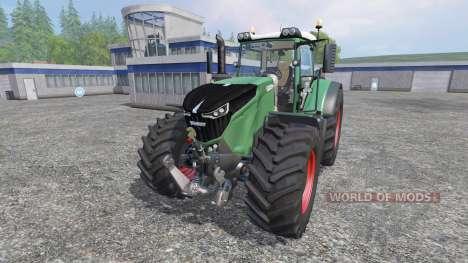 Fendt 1050 Vario [grip] v4.5 para Farming Simulator 2015